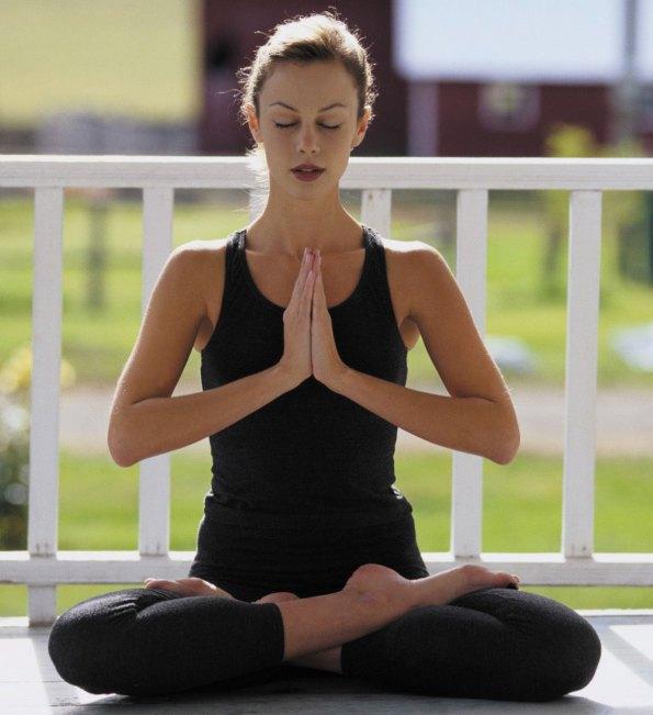 yoga meditation tratamientos de belleza para novias